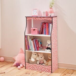 Fashion Leopard Prints 1016cm Bookcase