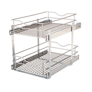 Hancock Double Tier Multi-Use Basket