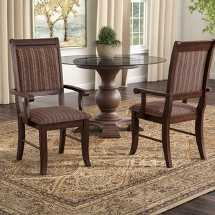 Baxendale Arm Chair (Set of 2) by Darby H..