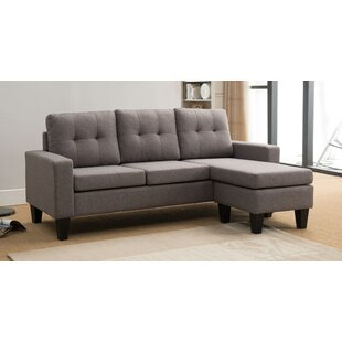 Mercury Row Briley Reversible Sectional