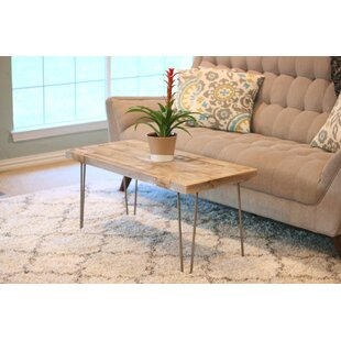 Online Reviews Zipporah Coffee Table by Union Rustic