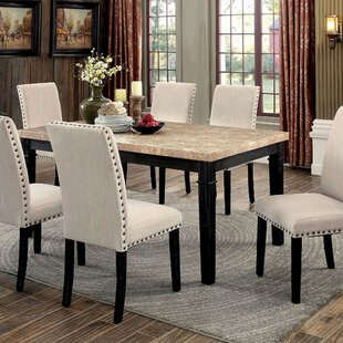 Inexpensive Ensor Transitional Dining Table ByDarby Home Co