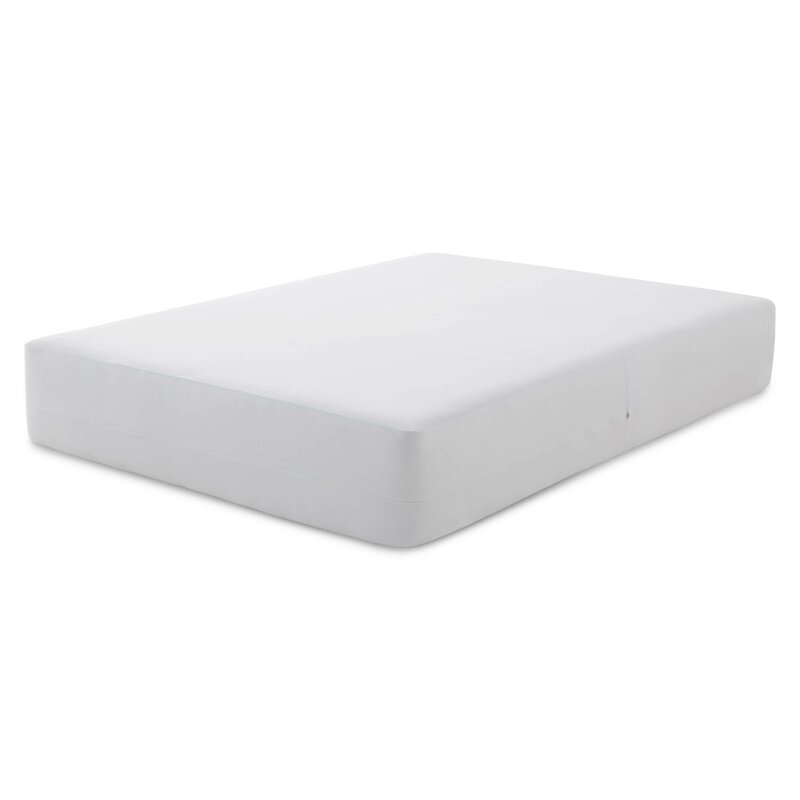 Alwyn Home Hypoallergenic Mattress Cover Amp Reviews Wayfair