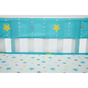 Check Prices Twinkle Twinkle Secure-Me Crib Bumper Liner ByLittle Bedding by NoJo
