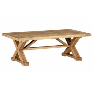 Modena Solid Wood Coffee Table by Summer Classics
