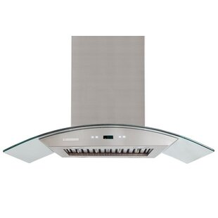 42 Pro-X 900 CFM Ducted Island Range Hood by XtremeAir