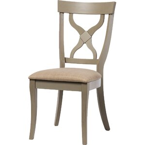 Baxton Studio Brandon Side Chair (Set of 2) by Wholesale Interiors