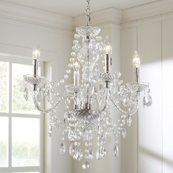 clemence drum chandelier reviews pdp lighting light birch lane