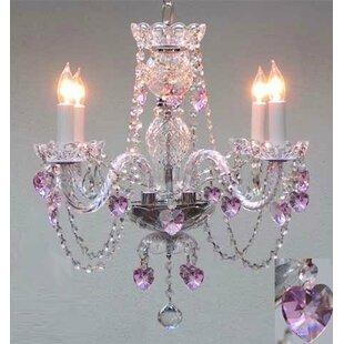 House of Hampton Karlov 4-Light Candle St..