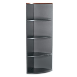 Adaptabilities Left End Corner Unit Bookcase By Global Furniture Group