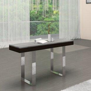 Glacier Console Table by Casabianca Furniture