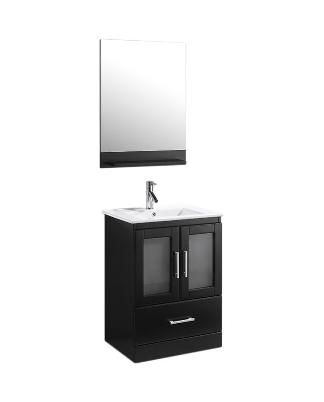 Virtu Usa Zola 23 2 Single Bathroom
