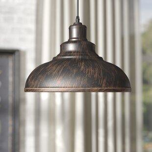 Laurel Foundry Modern Farmhouse Estella 1-Light Inverted pendant
