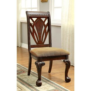Rina Upholstered Dining Chair (Set Of 2) by Astoria Grand Best Choices