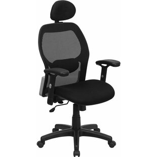 Symple Stuff Krout High-Back Ergonomic Mesh Executive Chair