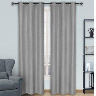 Kess InHouse NL Designs Mercury Senshi Sheer Curtains 30 x 84