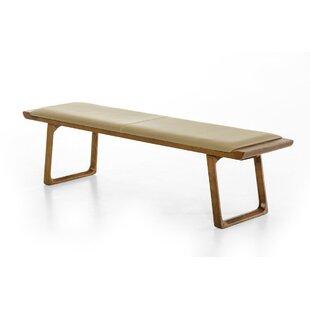 Corrigan Studio Wallace Wood Bench