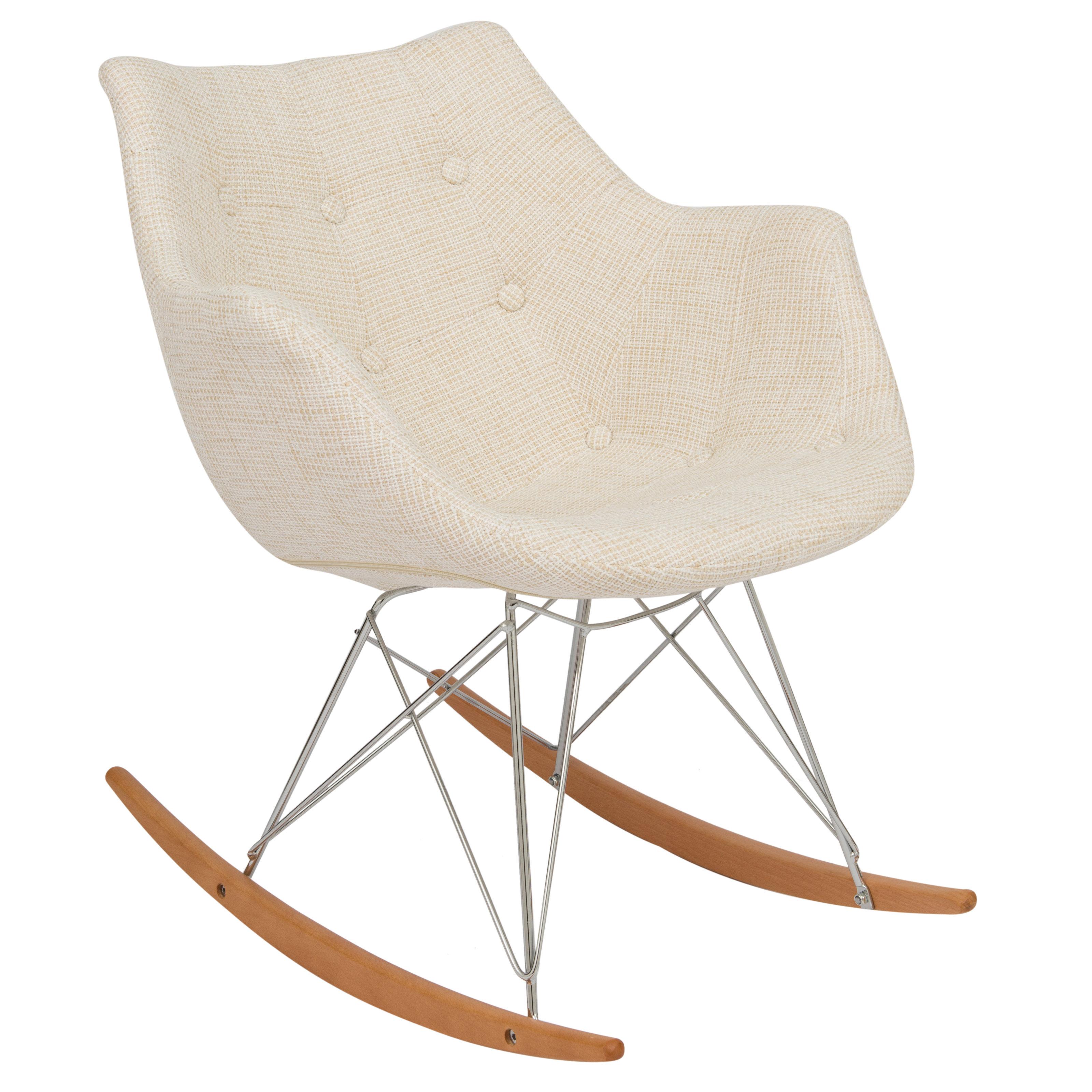 LeisureMod Willow Rocking Chair | Wayfair