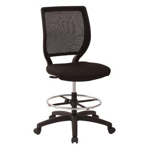 Mesh Drafting Chair by Office Star Products Great Reviews