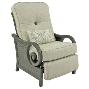 Riviera 3 Position Patio Chair with Cushion