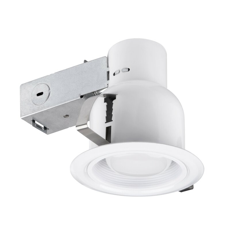 Open 4 Recessed Lighting Kit