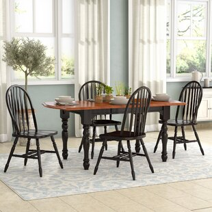 Lozano 5 Piece Dining Set DarHome Co