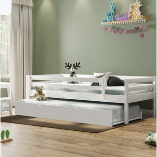 Virgilina Twin Bed with Trundle by Isabelle amp Max