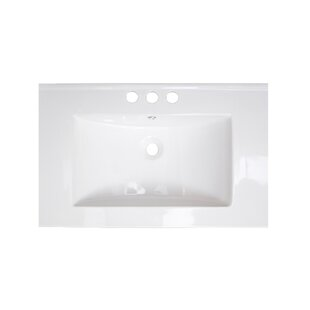 25 Single Bathroom Vanity Top By American Imaginations