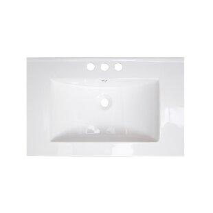 Great Price 30 Single Bathroom Vanity Top ByAmerican Imaginations