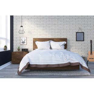 Amare Platform 3 Piece Bedroom Set by Union Rustic
