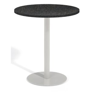 Lambright Natural granite Bar Table by Latitude Run