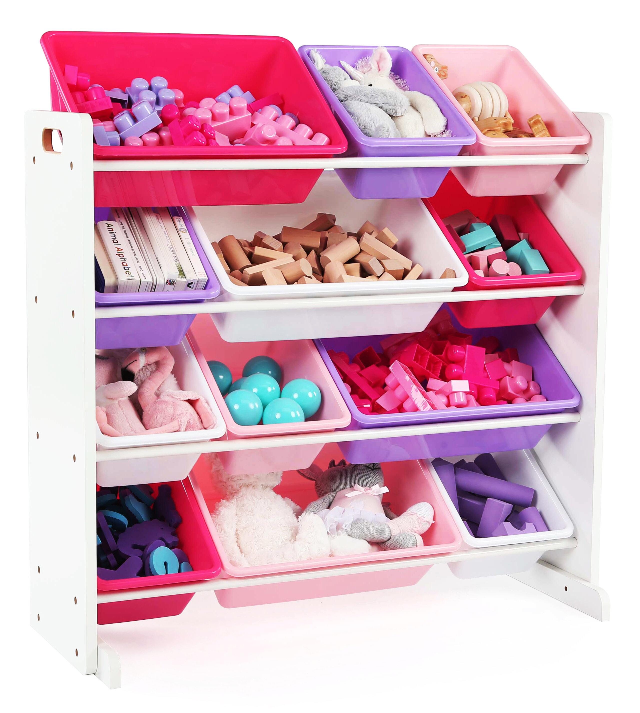 Zoomie Kids Neumann Kid Toy Storage Organizer Reviews Wayfair
