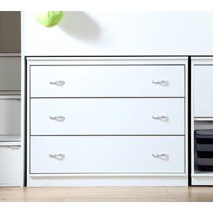 Mobby 3 Drawer Dresser