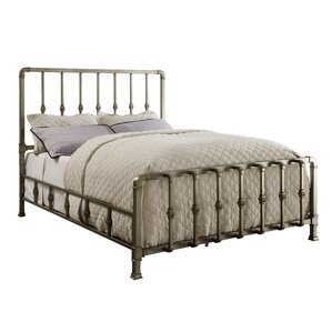 Penndel Panel Bed by Gracie Oaks