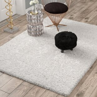 Coupon Otley White/Light Gray Area Rug By Willa Arlo Interiors