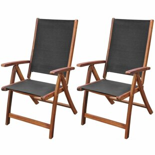 Chiana Reclining/Folding Beach Chair (Set Of 2) By Sol 72 Outdoor