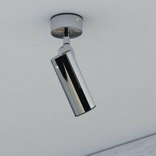Tub 1-Light Semi Flush Mount by ZANEEN design