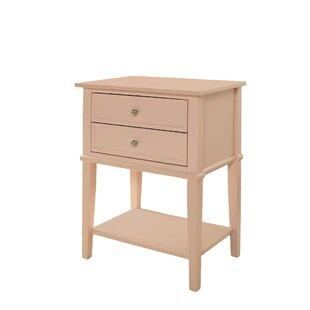 23 Inch High Side Table | Wayfair