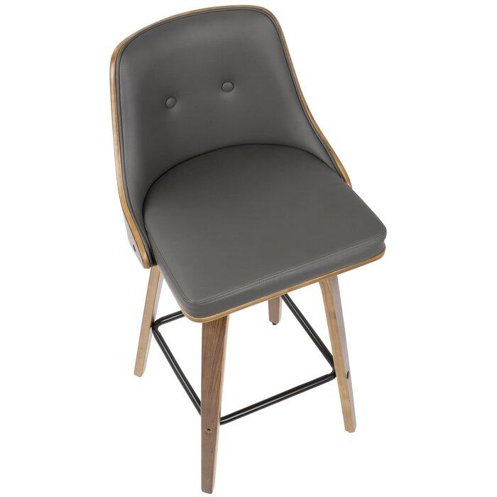 Outstanding Alexa 26 Swivel Bar Stool Theyellowbook Wood Chair Design Ideas Theyellowbookinfo