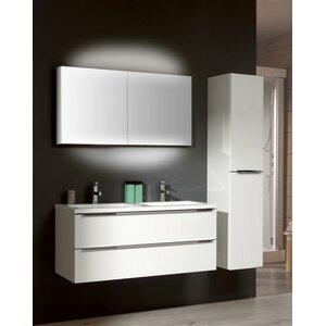 Belfry Bathroom 120 cm Wandmontierter Waschtisch..
