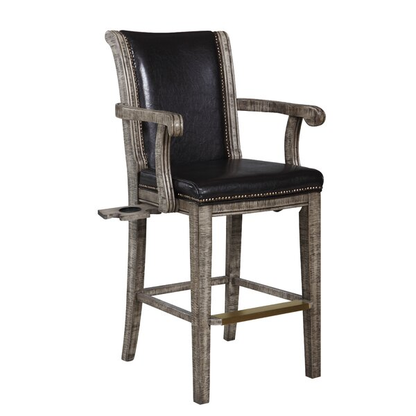Foundry Select Avendano Billiards Spectator Chair | Wayfair