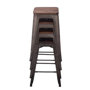 Affordable Bedard 26 Bar Stool (Set of 4) by Williston Forge Reviews (2019) & Buyer's Guide
