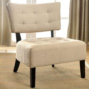 A&J Homes Studio Seia Slipper Chair