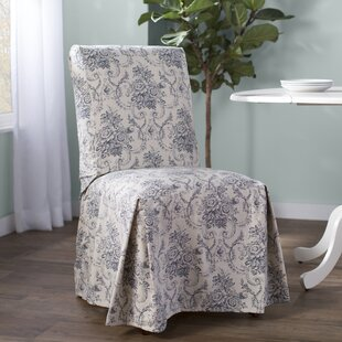 Box Cushion Dining Chair Slipcover By One Allium Way