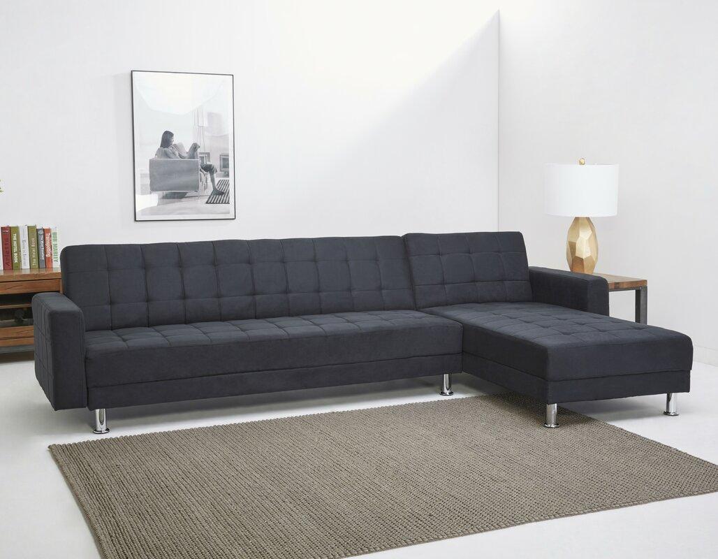 Modular Corner Sofa Bed