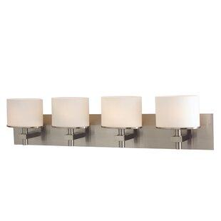 Orren Ellis Restormel 4-Light Vanity Light