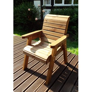 Union Rustic Wooden Lounge Chairs