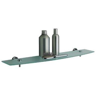 57.7 X 3.5cm Bathroom Shelf By Symple Stuff