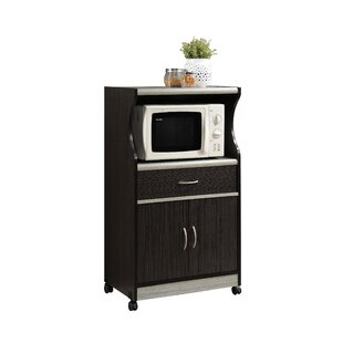 Livinia Microwave Cart by Wade Logan Wonderful