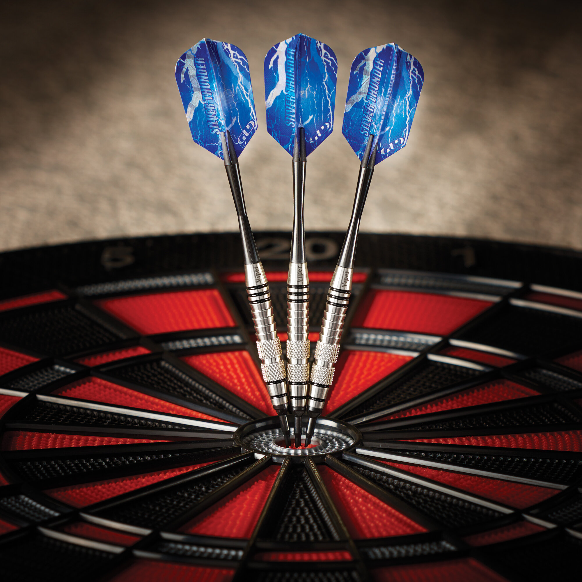 1000 Tufflex SS Soft Dart Tips Short Blue Darts Tip w// FREE Shipping